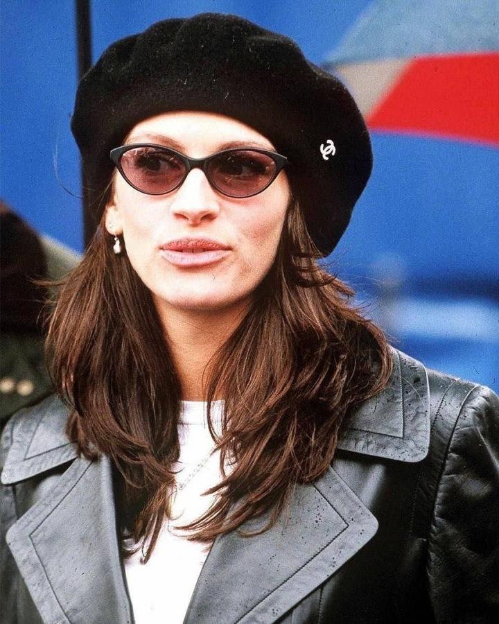 Julia Roberst ve filmu Notting Hill