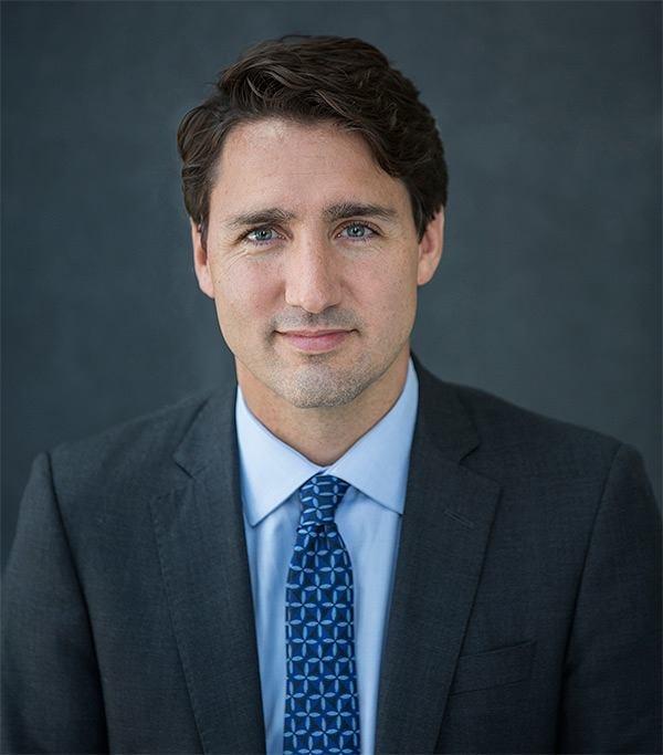 Premiér Kanady Justin Trudeau.