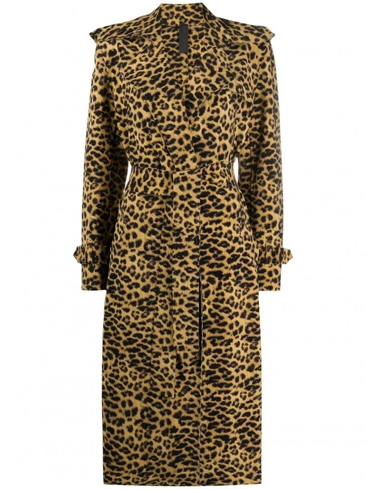 Leopardí kabát Norma Kamali
