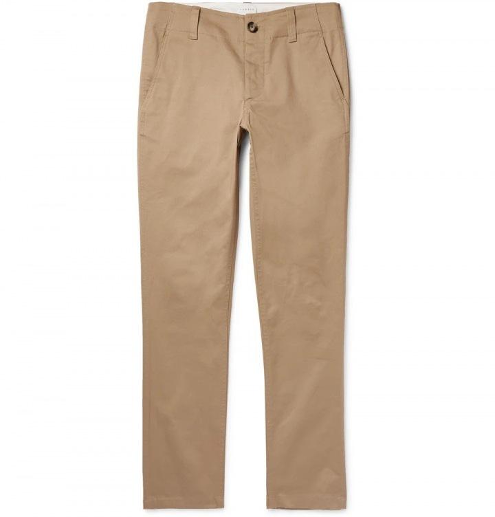 Kalhoty chinos Sandro