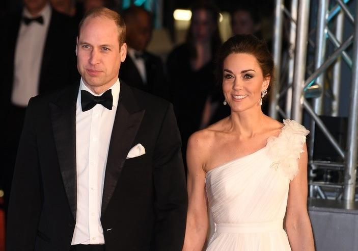 Britský královský pár - princ William a princezna Kate