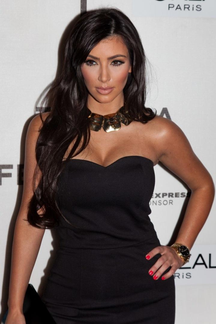 Kim Kardashian nedávno představila kolekci stahovacího prádla