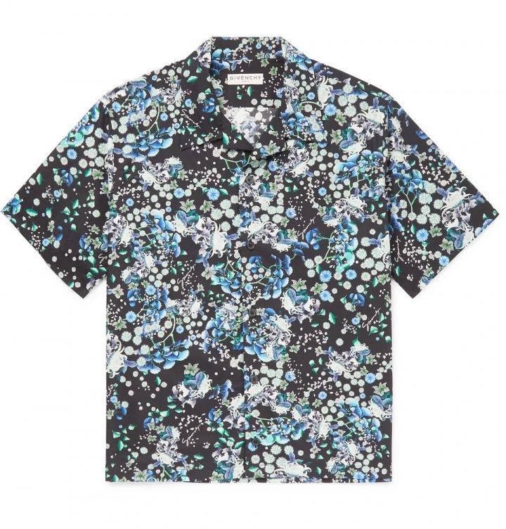 B|arevná košile Givenchy
