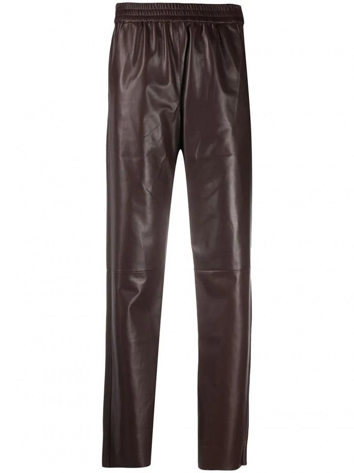 Kožené kalhoty Drome