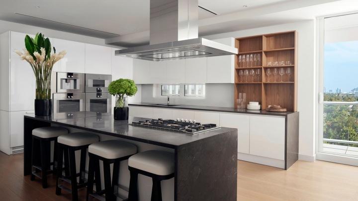 Kuchyně Cindy Crawford.