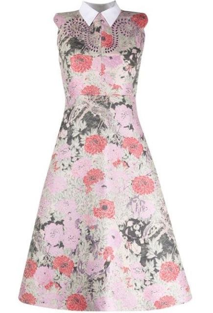 Farfetch květované šaty Patou
