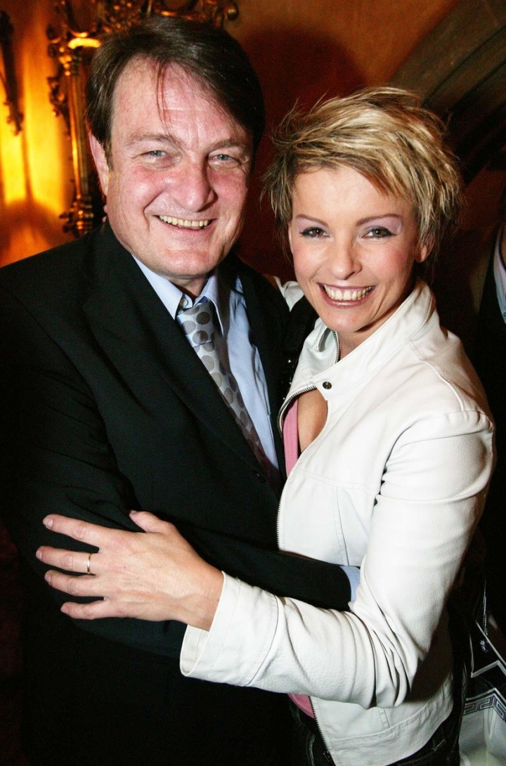 Ladislav Štaidl a Iveta Bartošová