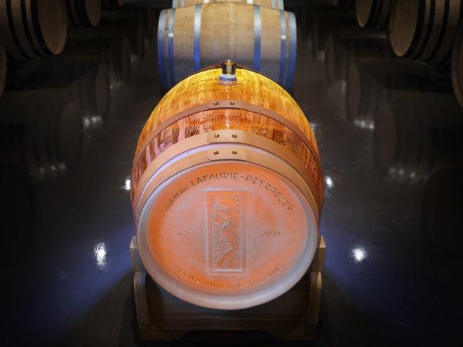 Křišťálový sud od Lalique