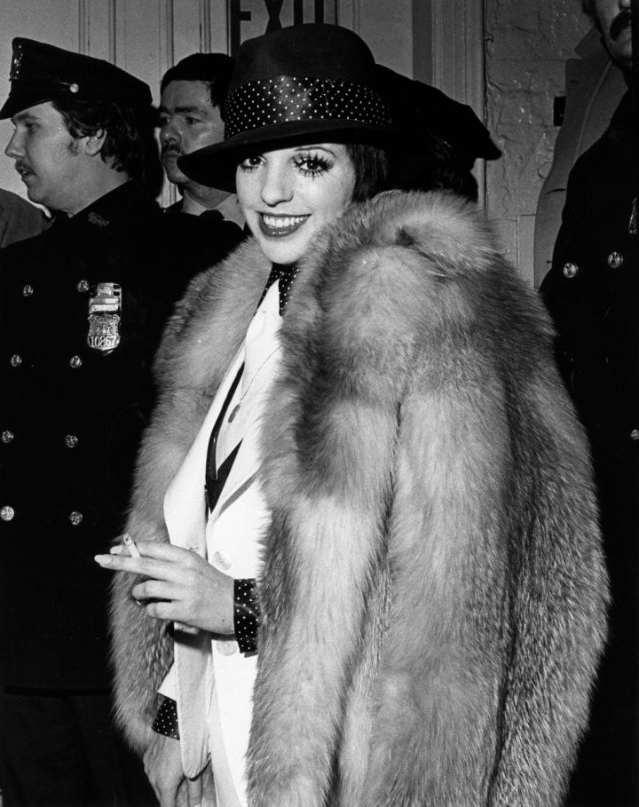 Liza Minnelli v roce 1977.