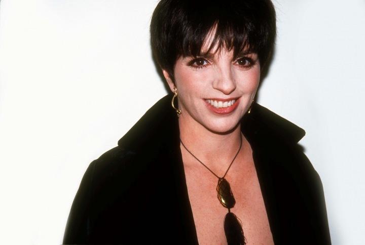 Liza Minnelli v roce 1991.