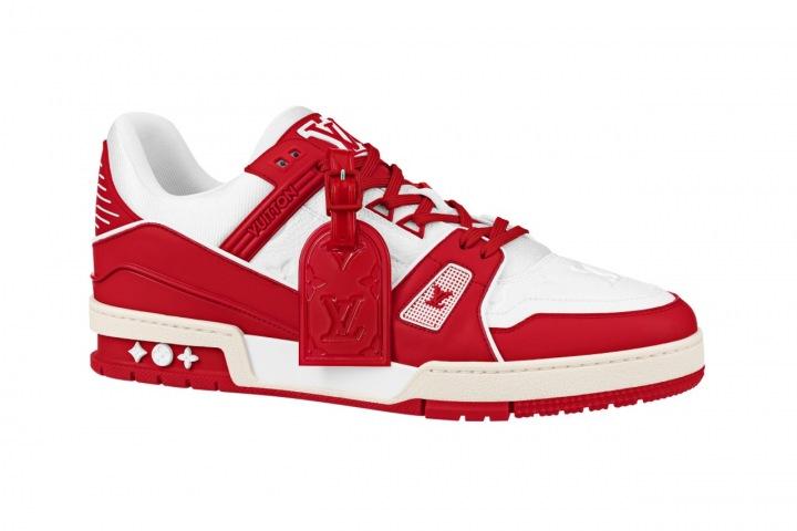 Tenisky Louis Vuitton I (RED)
