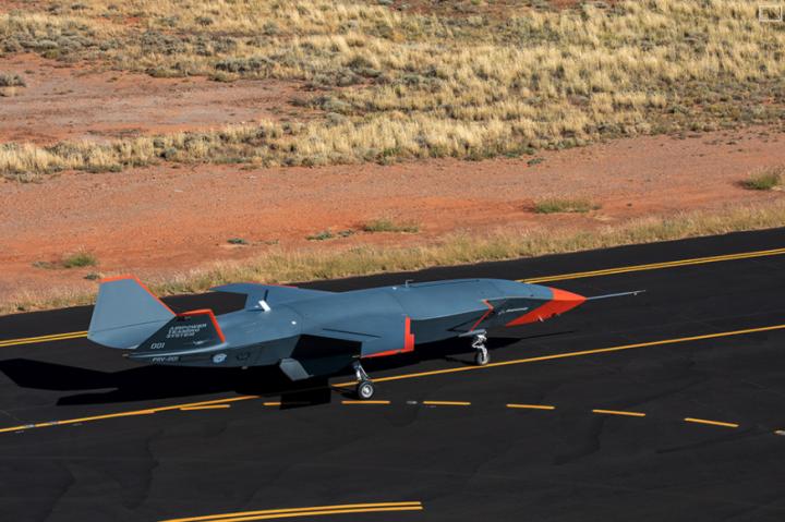 Bezpilotní letoun Loyal Wingman