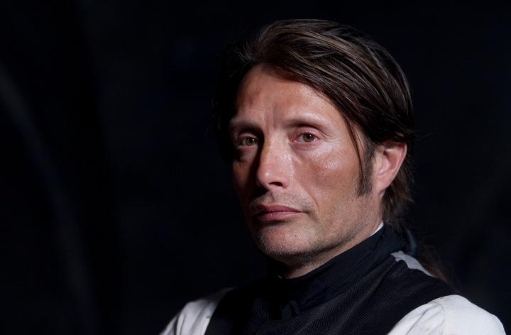 Dánský herec Mads Mikkelsen