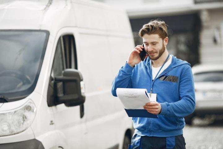 Přeprava zásilek je založena na okamžité komunikaci