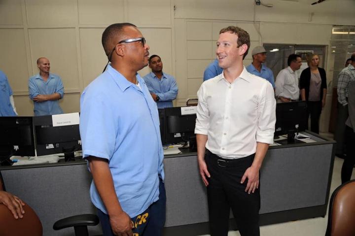 Šéf Facebooku - Mark Zuckerberg