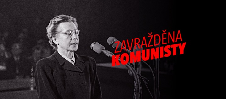 K uctění památky Milady Horákové vznikla iniciativa Milada70