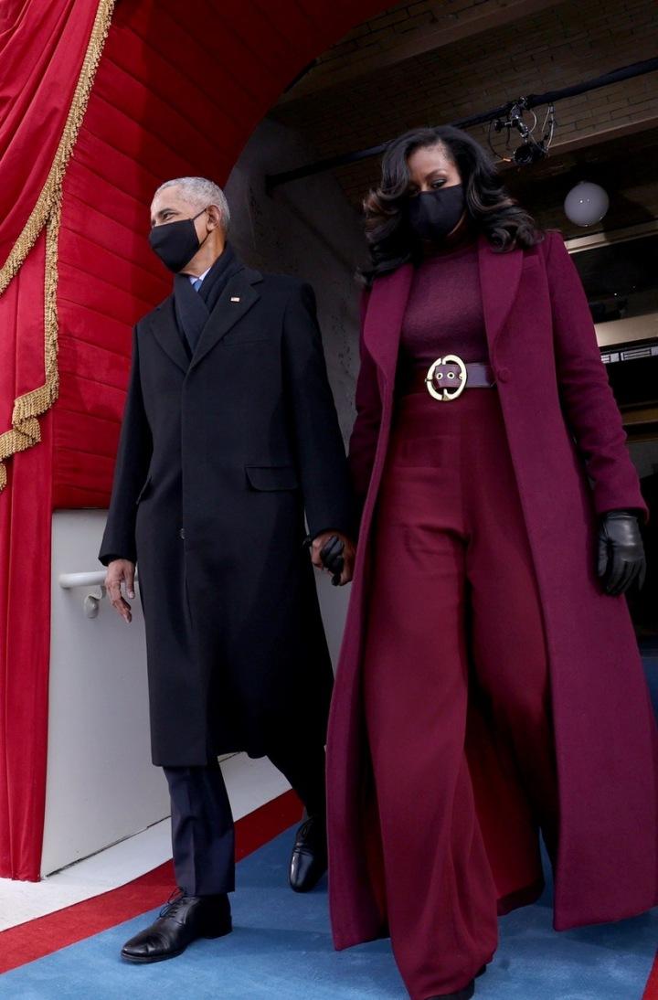 Michelle Obama na inauguraci