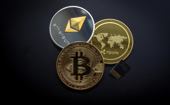 Mince kriptoměn