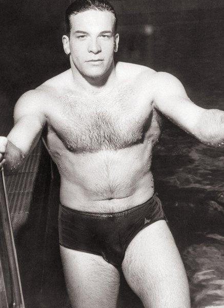 Mladý Bud Spencer, 1952.