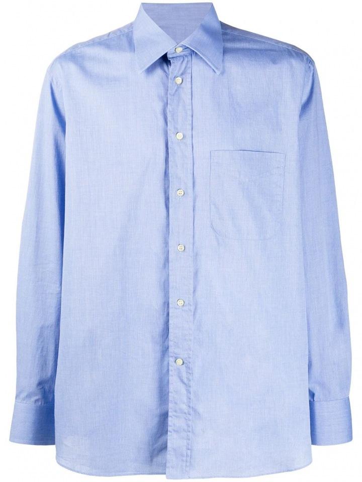Modrá košile Dior