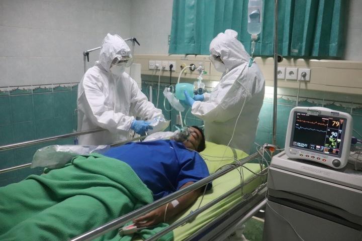 Rusko zažívá největší pandemickou vlnu
