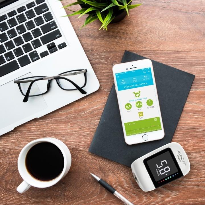 Aplikace se neustále vyvíjí, za chvíli bude fungovat na všech zařízeních.