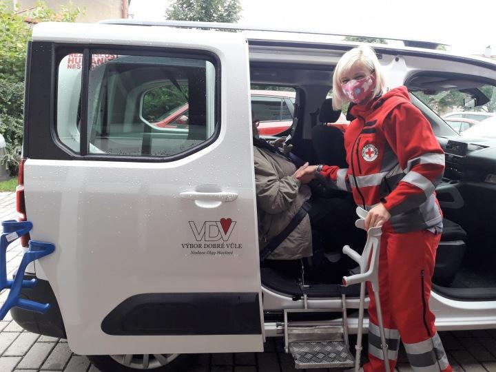 Nadace Olgy Havlové podporuje neziskové organizace