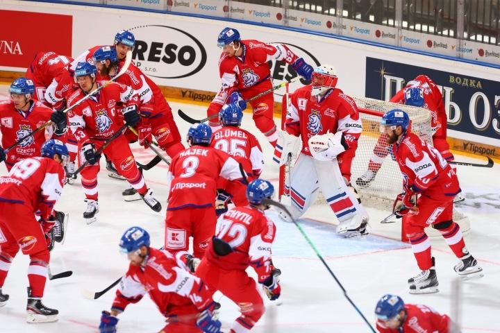 Hokejový národní tým.