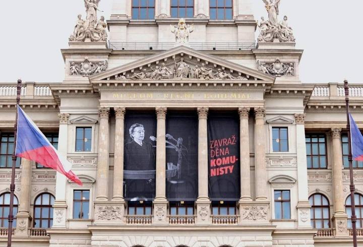 """Na Miladu Horákovou """"vzpomíná"""" i Národní muzeum"""