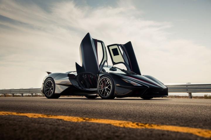 Nové nejrychlejší auto světa Tuatara