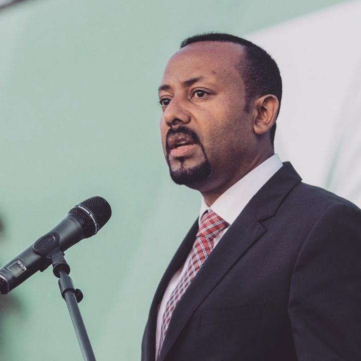 Etiopský premiér si odnesl Nobelovu cenu za mír