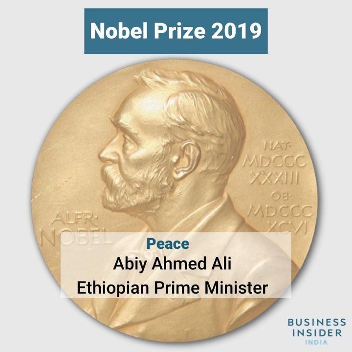 Nobelova cena za mír
