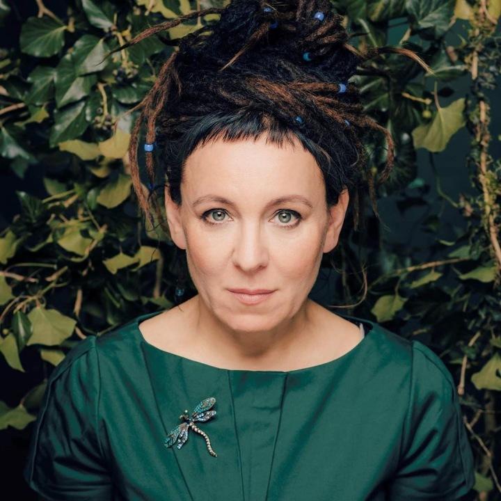 Olga Tokarczuk, držitelka Nobelovy ceny za literaturu.