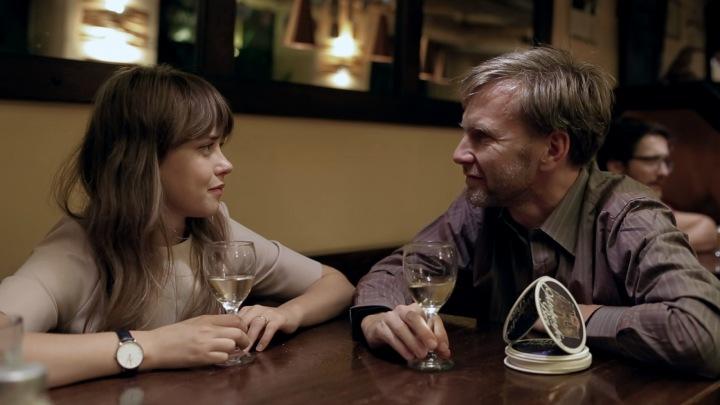 Jenovéfa Boková ve filmu Karel, já a ty