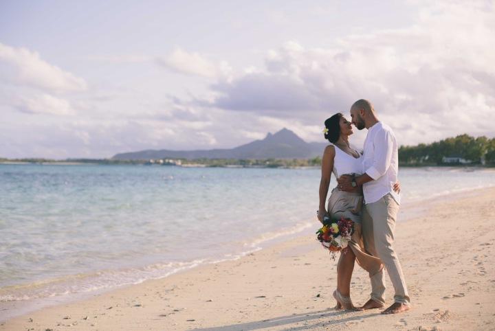 Nádherný ostrov se nachází uprostřed Indického oceánu.