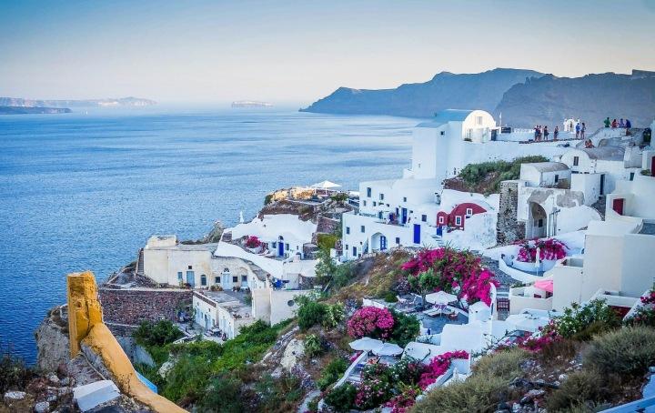 Tipycký obrázek Řecka