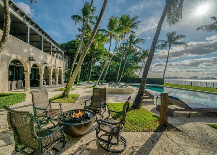 Palác v Miami Beach