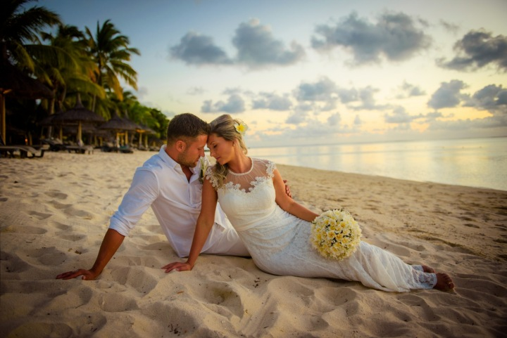 Svatba na smaragdovém klenotu Mauriciu je jako z pohádky