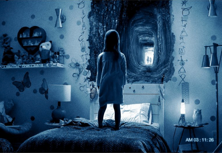 Paranormal Activity 6: The Ghost Dimension