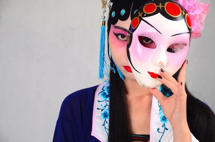 Čínská umělkyně