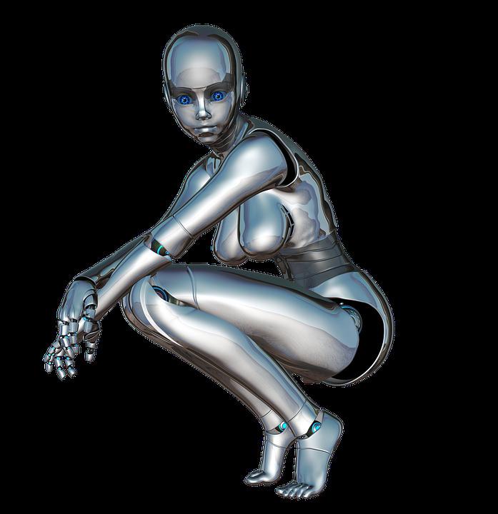 Roboti jsou už genderově soběstační.
