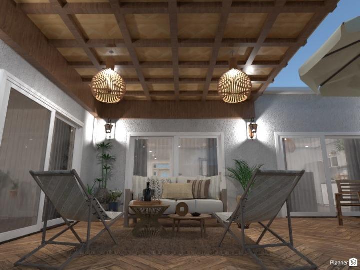 Planner 5D, návrh ložnice