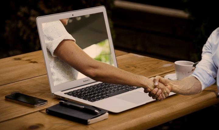 Počítač.