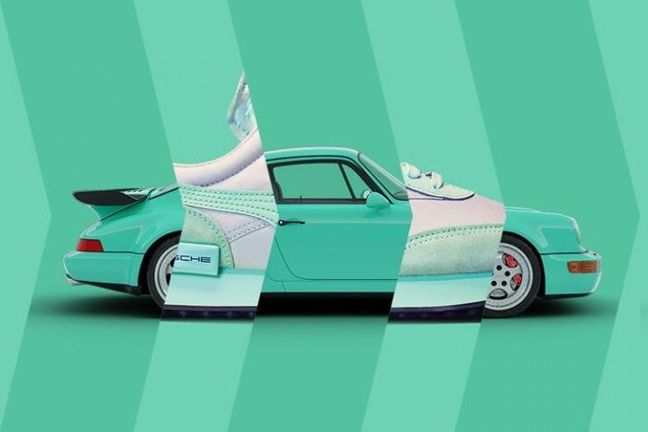 Spolupráce značek Porsche a PUMA