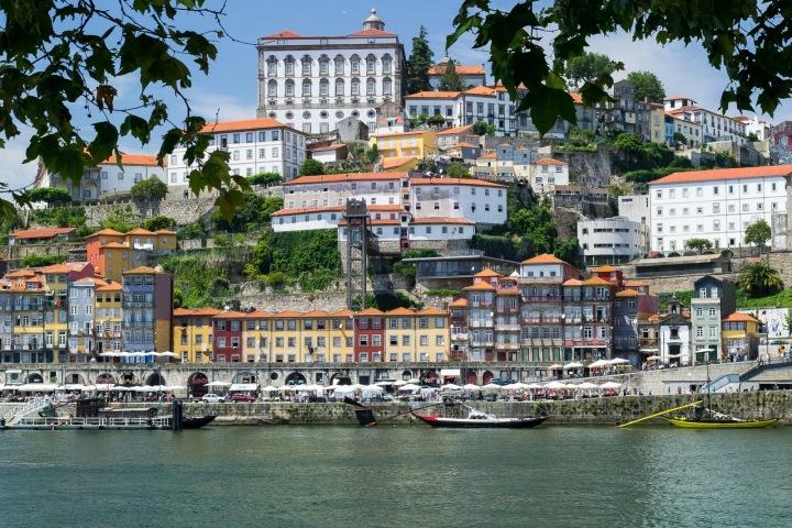 Porto, Cais da Ribeira