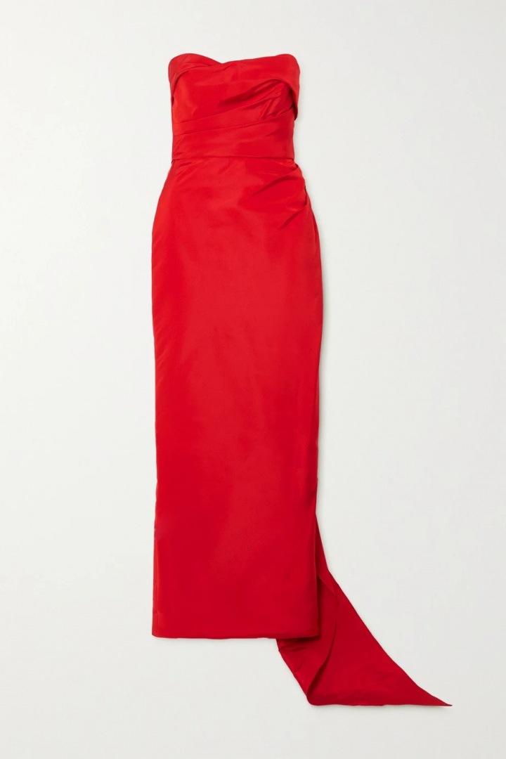 Pouzdrové šaty Marchesa