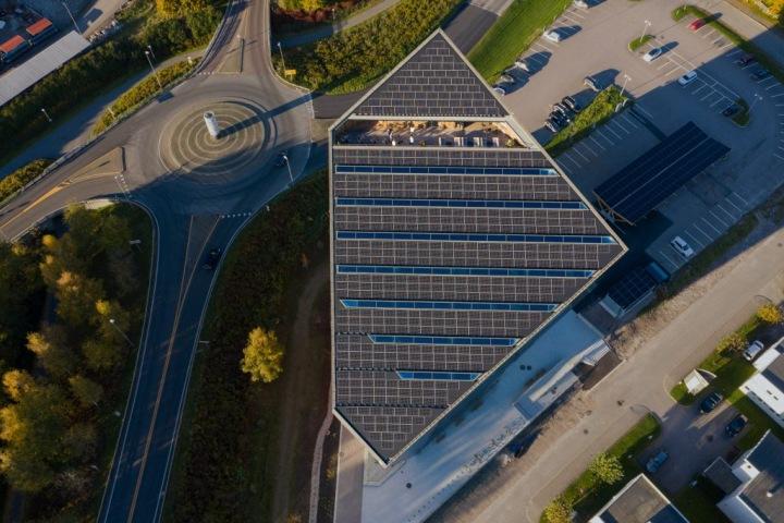Kanceláře Powerhouse Telemark
