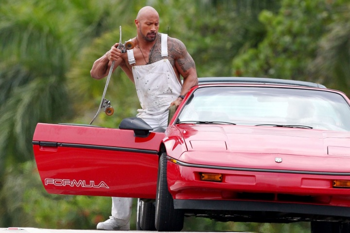 """Uhrál Dwayne """"The Rock"""" Johnson cenu na svůj šarm?"""