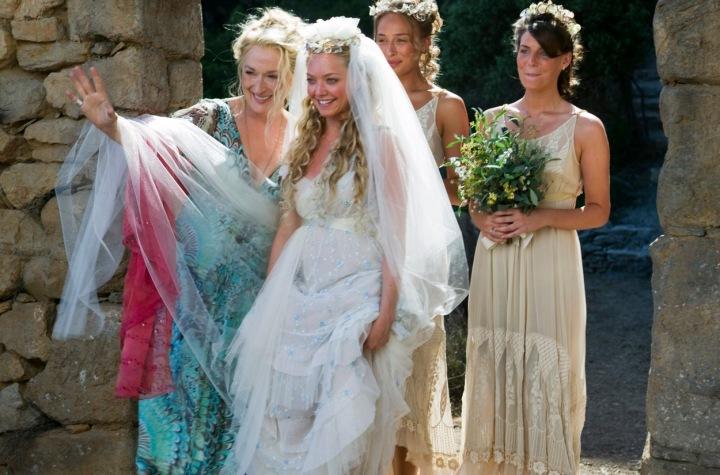 Mamma Mia! (2008) - Meryl Streep, Amanda Seyfried, Ashley Lilley, Rachel McDowall