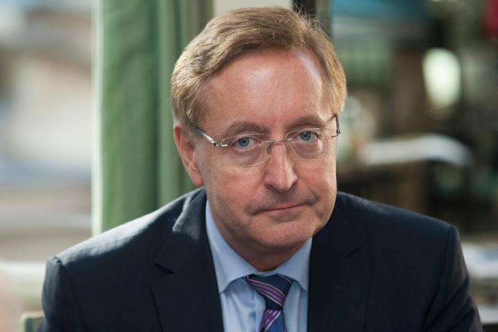 Peter Arenberger, ministr zdravotnictví